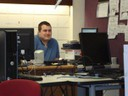 Picture of me at work I was just emailed this so I